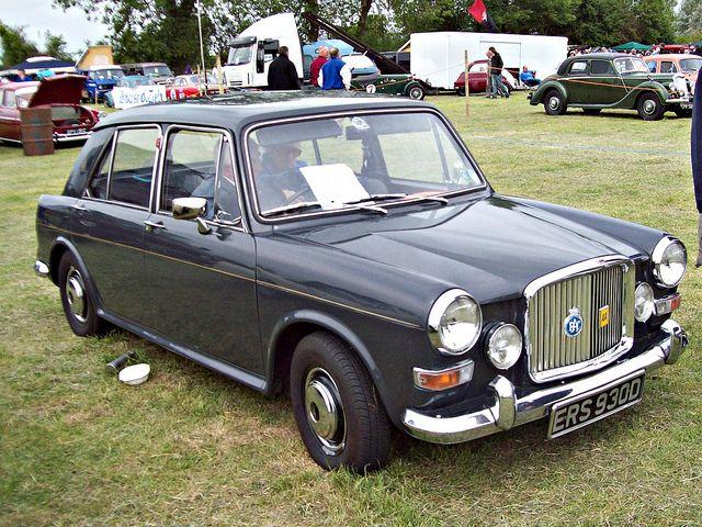 1966 Vanden Plas Princess 1100 MkI
