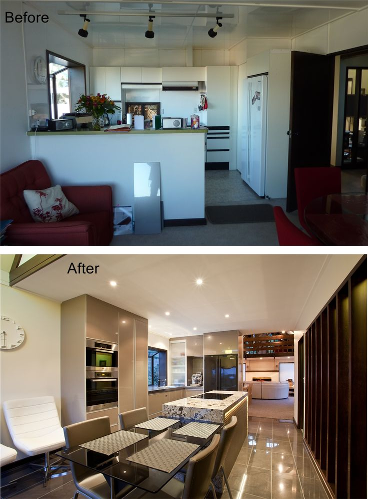 design arc Limited | Before & After shots | Highly Commended 2014 ADNZ/Resene Regional Architectural Design Awards