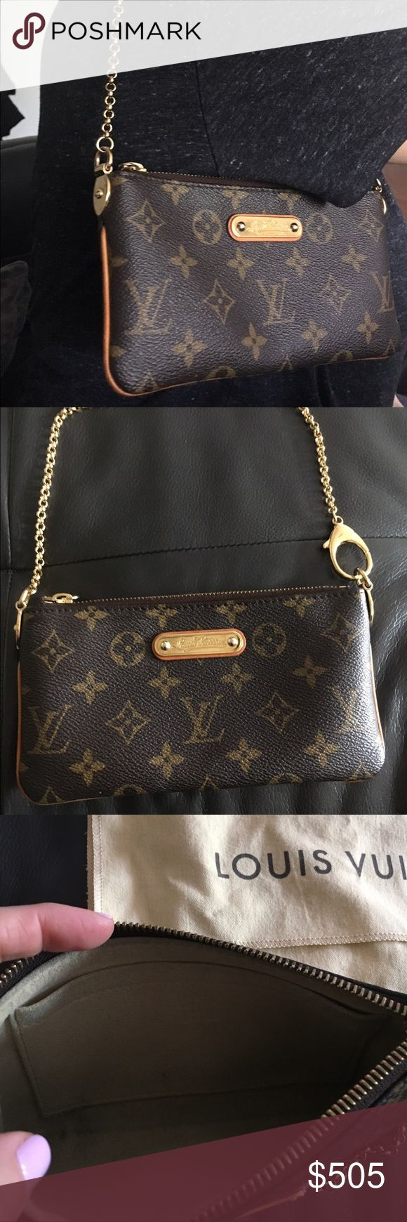 Look - Vuitton louis embossed arm candy video