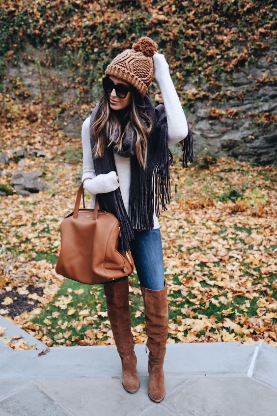 50+ Magical Fall Outfits You Should Copy Now - MCO [My Cute Outfits]