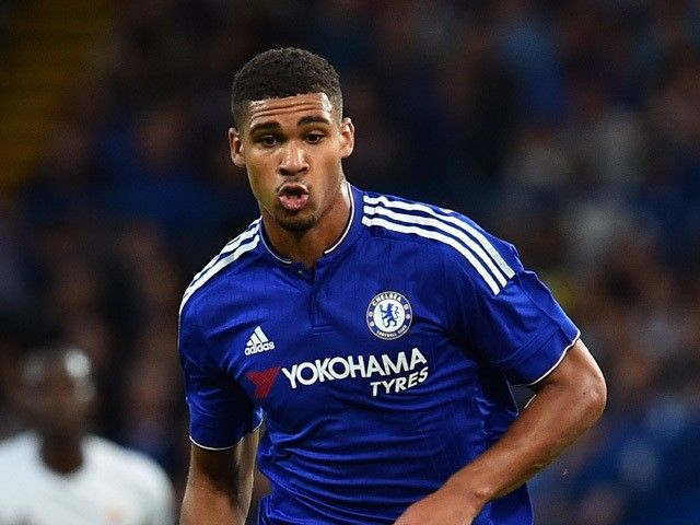 Chelsea boss Guus Hiddink: 'I wanted Ruben Loftus-Cheek to suffer'