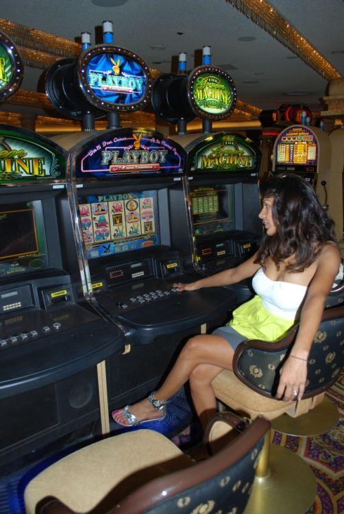 Slot machine odds vegas