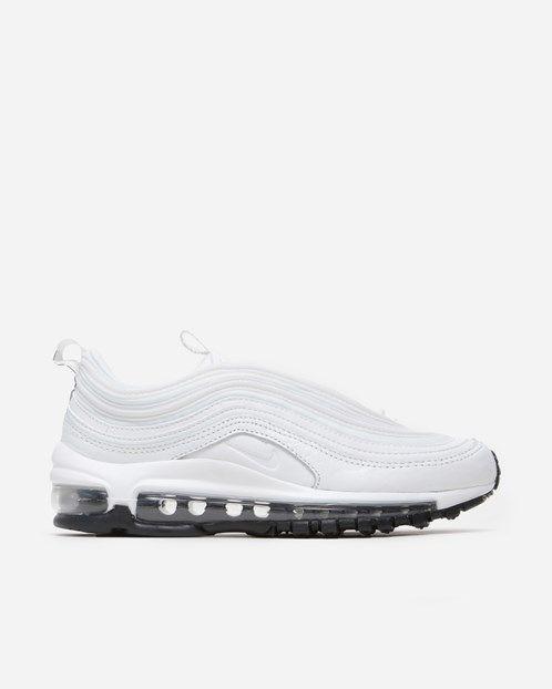 on sale e95fb 43bf2 Nike Sportswear Air Max 97 LEA AQ8760 100   Summit White   Footwear - Naked