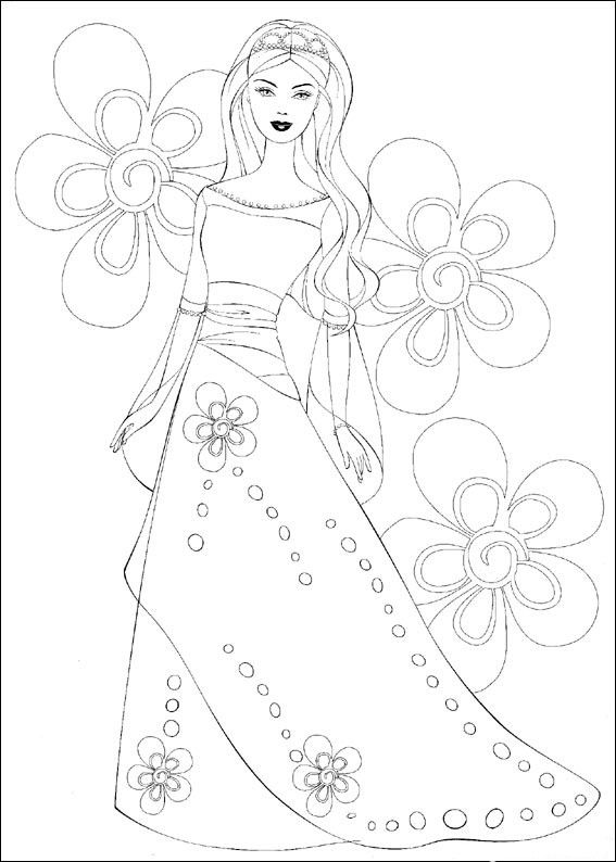 fashion coloring pages fashion