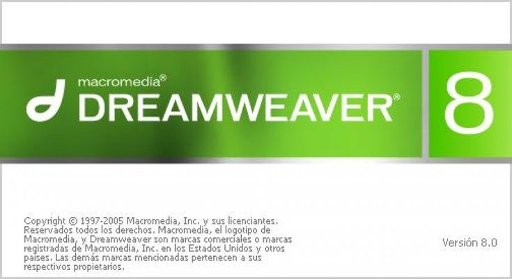 Macromedia Dreamweaver as an opening tool to build their website. Very often, for internet connections, Macromedia Dreamweaver free download full version...