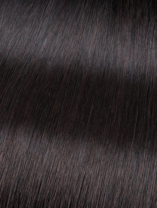 3Pcs Straight Human Hair Weft with 1Pc Free Part H…