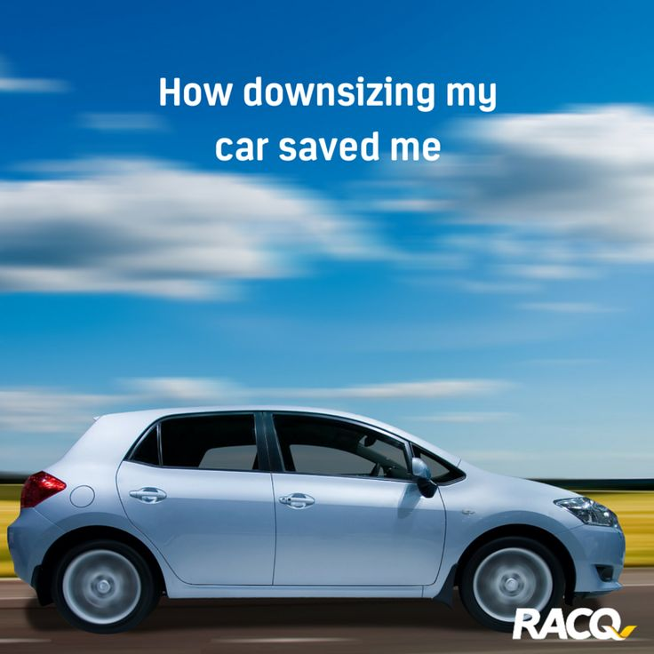 Do you know how much your car is costing you?  http://www.racq.com.au/about/blog/2016/july/how-downsizing-saved-me?cat=&archive=