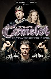 """Experience Camelot's """"one brief shining moment"""" as Lerner and Loewe envisioned it in one of theatre's most legendary musicals. Recount the time-honored legend of King Arthur, Guenevere, Lancelot, and the Knights of the Round Table in an enchanting fable of chivalry, majesty, and brotherhood in this four-time Tony Award-winning show. Camelot tells the story of the legend of King Arthur who rules his kingdom with new ideals, bringing peace to a troubled land."""