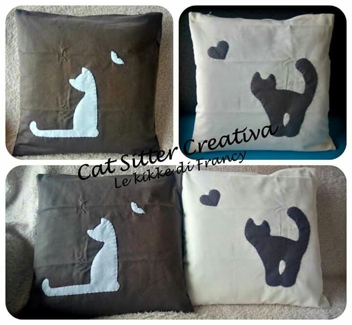 Cuscini decorativi per divani, letti e poltrone 🐈