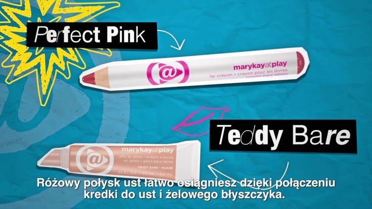 make-up tutorial - szalona #marykayatplay
