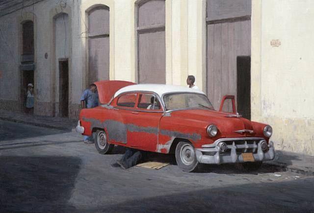 Κόκκινο αυτοκίνητο (2006)