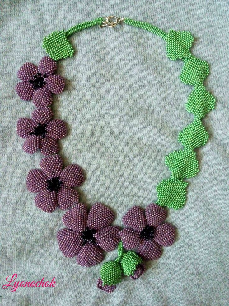 Best images about beading kwiaty on pinterest poppies