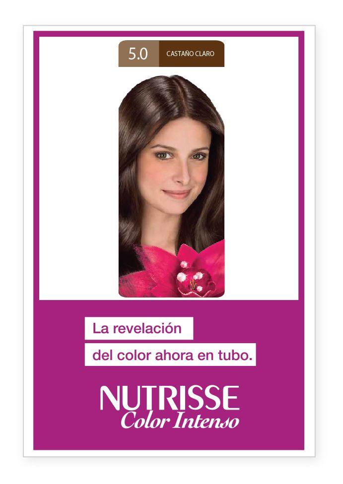 COLOR INTENSO CASTAÑO CLARO - 5.0 - Vas a encontrar consejos de coloración, salud y belleza para estar siempre radiante.   http://www.garnierargentina.com.ar  https://www.facebook.com/GarnierArgentina