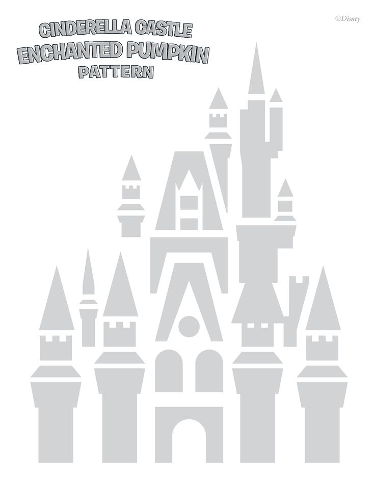 Halloween Every Day: Free Disney Pumpkin Stencils