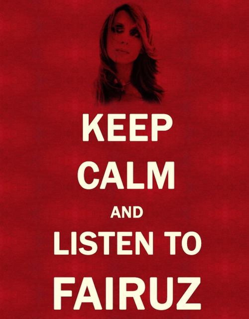 Love me some Fairuz :)
