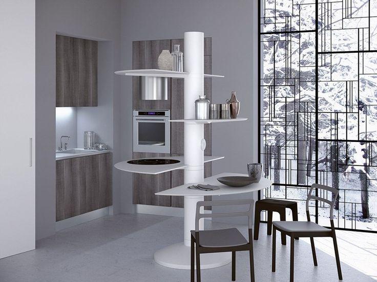 Arredamento: Le cucine Oikos.Vendita Cucine-cucina componibile-treestyle one- systematica-treestyle two-treestyle three-area-touch-forma-millenium- ellisse-insula-agorà-fly.