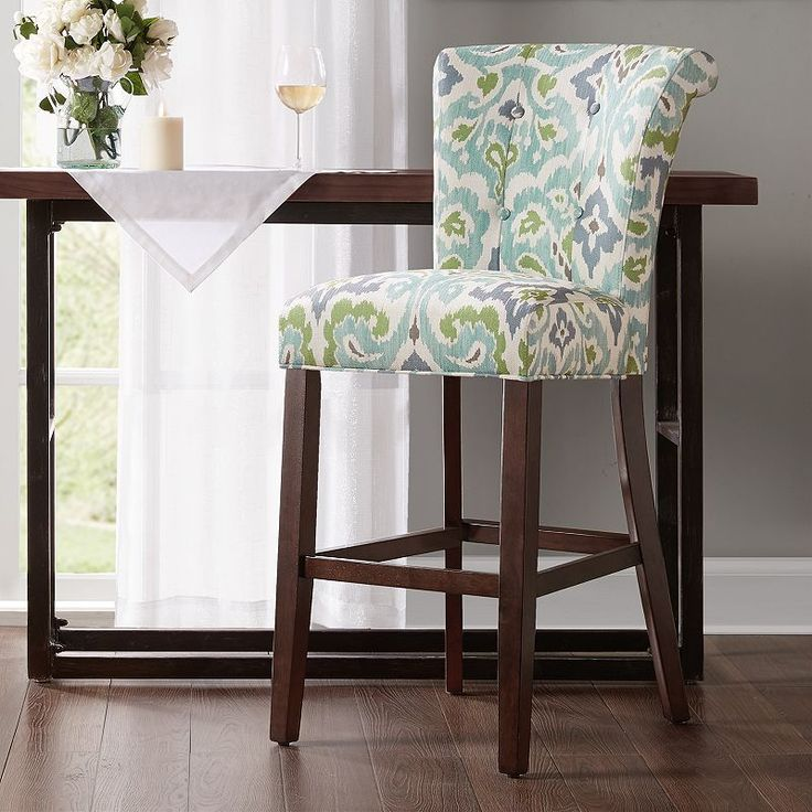 25+ Best Ideas About Upholstered Bar Stools On Pinterest
