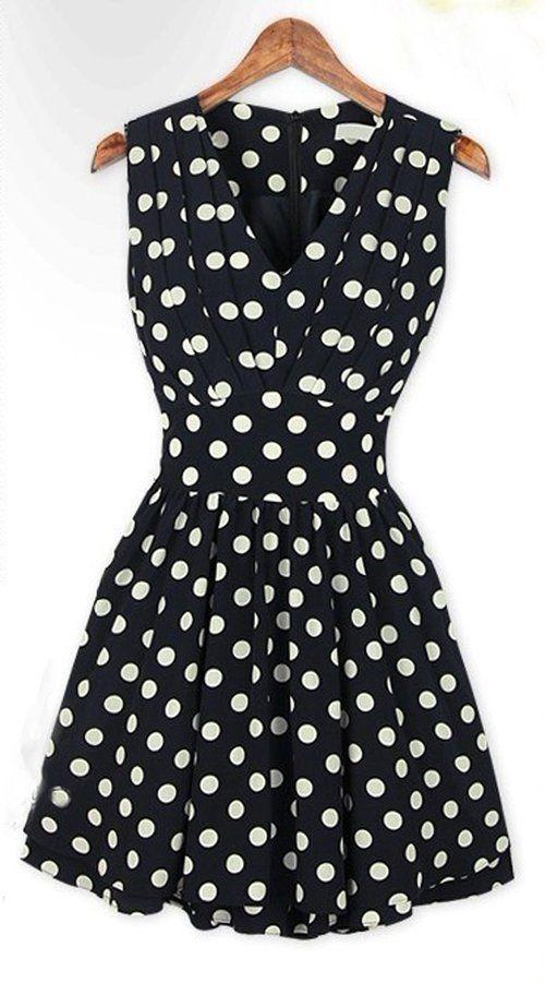 Love this, love polka dots!!