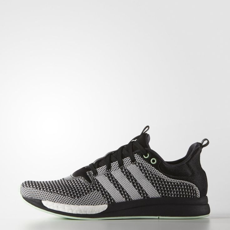 ... Scarpe Adidas adizero Feather Boost danna nero/frozen verde/nero