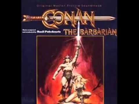 Conan The Barbarian - (Soundtrack)