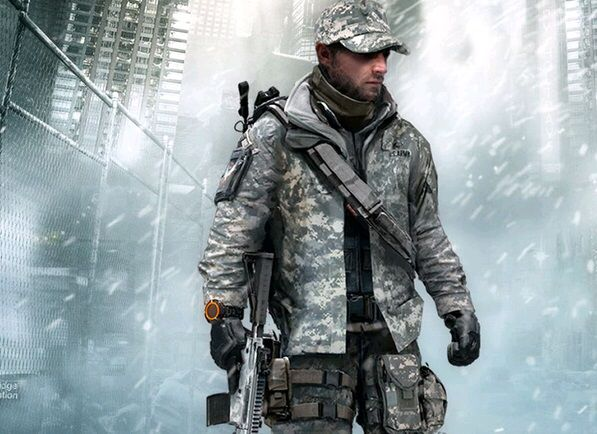 Militarized. - The Division