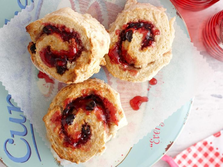Handle the dough as little as possible and treat it with a light touch to guarantee a scone scroll with a light crumb. Use your favourite jam for the filling, and enjoy with a cuppa.