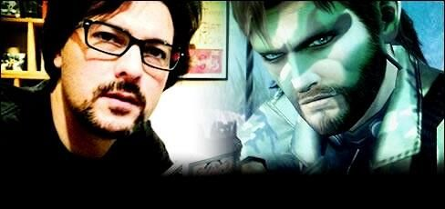 """""""I remain Snake in the same way that Connery remains Bond."""" - David Hayter"""