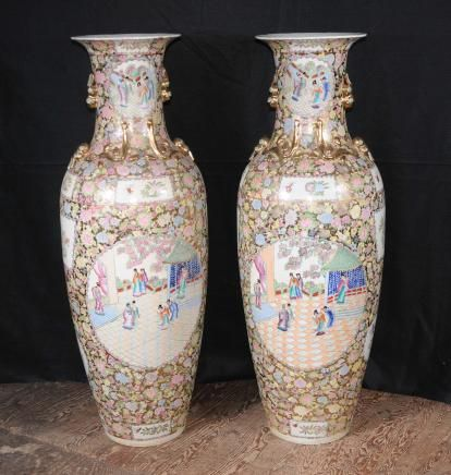 48 Best Porcelain Urns Images On Pinterest Urn Showroom And Vases
