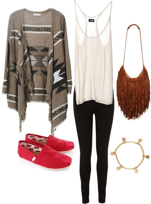 comfy: Sweaters, Toms Outlets, Dreams Closet, Red Shoes, Cute Outfits, Toms Shoes, Fall Outfits, Red Toms, Bags