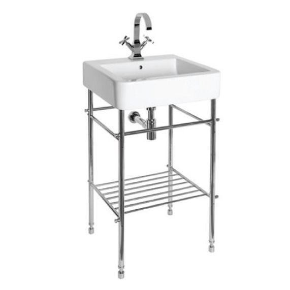 Watermark 450 1 tap hole cloakroom basin 450 X 360