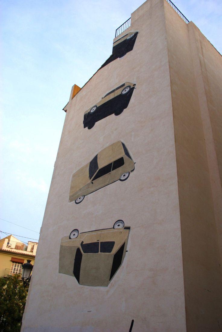 Street Art a Valencia 18 | Artribune