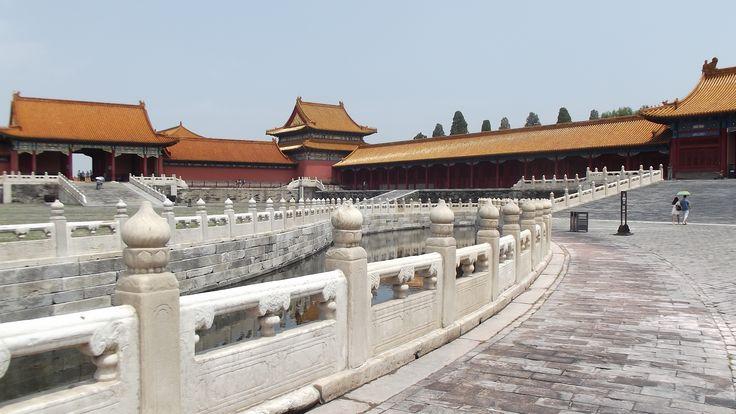 Forbidden City, #Beijing