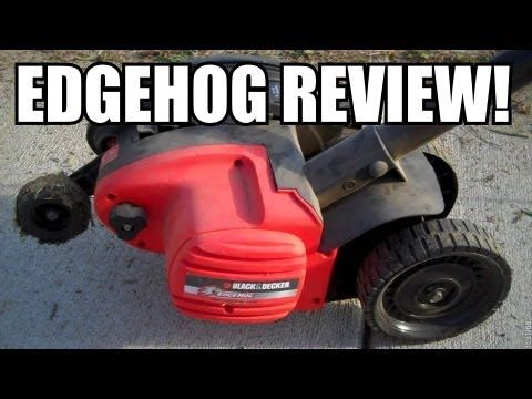 Review Black Decker 2 In 1 Edge Hog Electric Edger 400 x 300