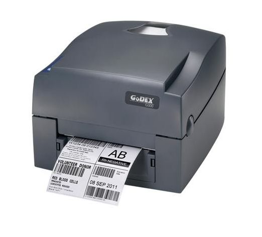"""300 meter ribbon plus the optional label stand provides maximum printing volume  """"Twin-Sensor"""" technology allows you to use a broad range of labels  Available interface combinations include:  USB2.0, Serial and Ethernet  USB2.0 and Parallel  Strong and stable mechanism design for long term reliability  203 DPI model"""