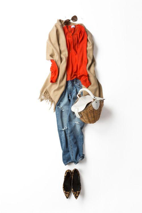 クルーネックニット Shopping Kyoko Kikuchi's Closet|菊池京子のクローゼット