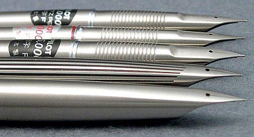 pilot murex fountain pen