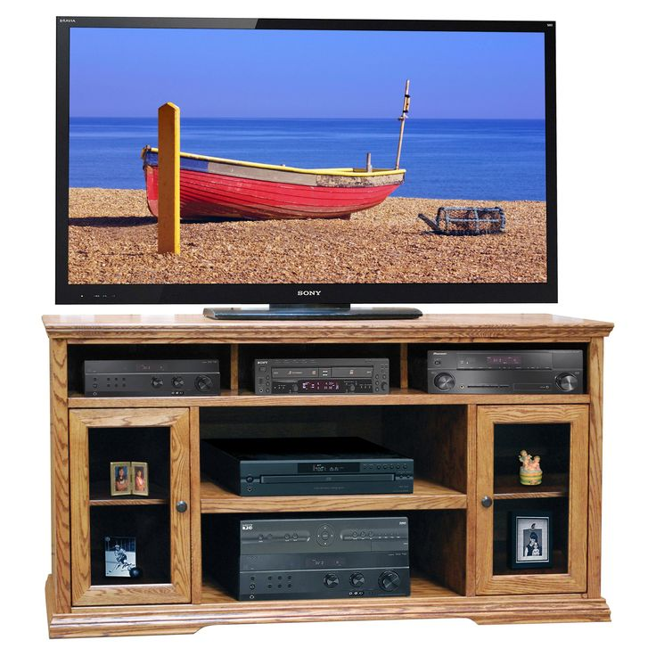 Legends Furniture Colonial Place TV Stand - CP1328.GDO