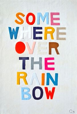 Somewhere Over the Rainbow / Castle