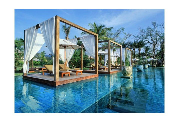 Phang Nga, Thailand: Poolcabana, Resorts Hotels, Amazing Pools, Swim Pools, Shops, Pools Huts, Beaches Resorts, Hotels Pools, Heavens