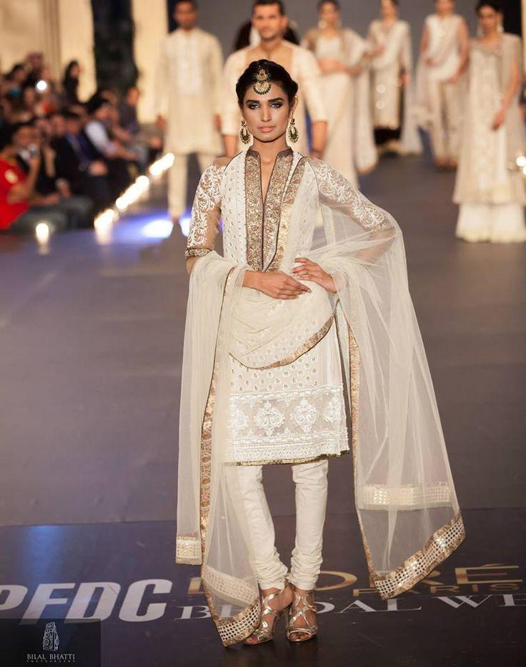 Asifa&Nabeel PFDC L'Oreal Paris Bridal Week