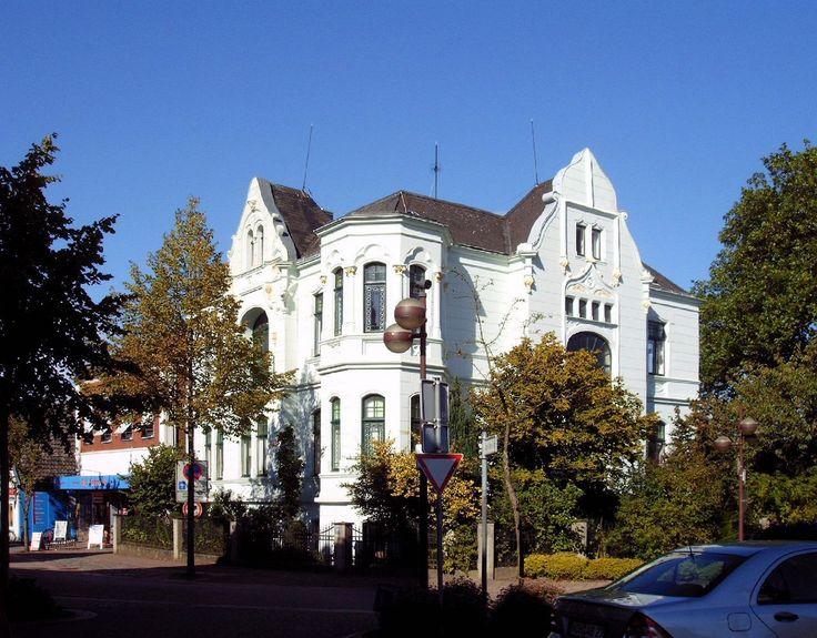 Schüttorf Villa Schlikker - Schüttorf – Wikipedia