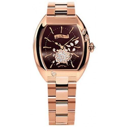 VAN DER BAUWEDE 40.00 X 48.50MM DAHLIA QUARTZ 12986  For more details follow this link: http://www.luxurysouq.com/luxurysouq/Van-Der-Bauwede-40.00x48.50mm-Dahlia-Quartz-12986