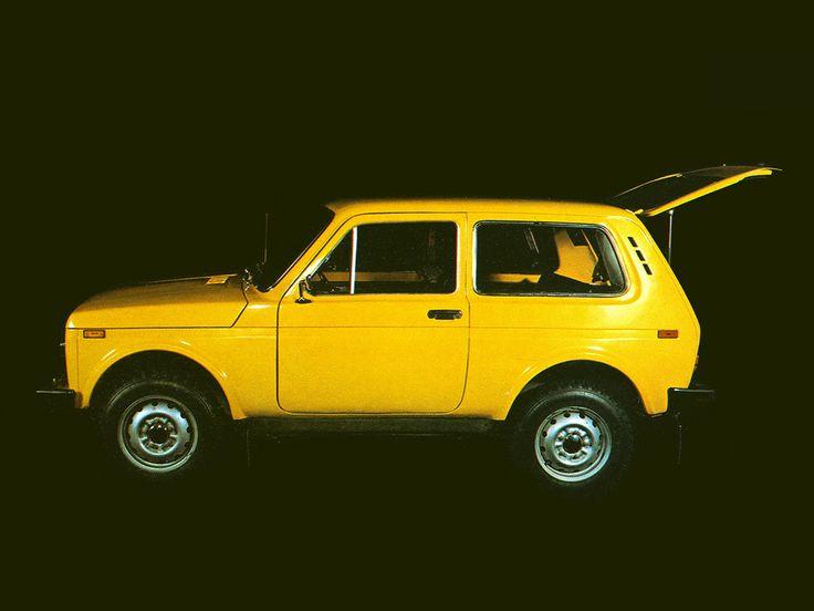 """ВАЗ 2121 """"Нива"""" Опытный '1975"""