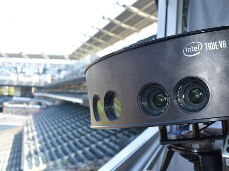 Intel and Major League Baseball have joined forces to bring America's pastime to virtual reality. Under a three-year pact, Intel will live-stream one free out-of-market game each week (on Tue…