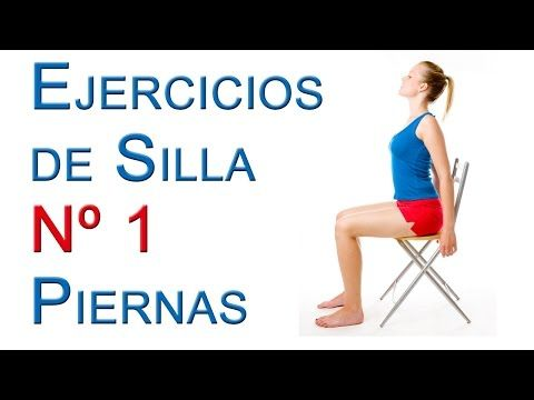 1000 ideas sobre ejercicios de silla en pinterest for Sillas plegables para yoga