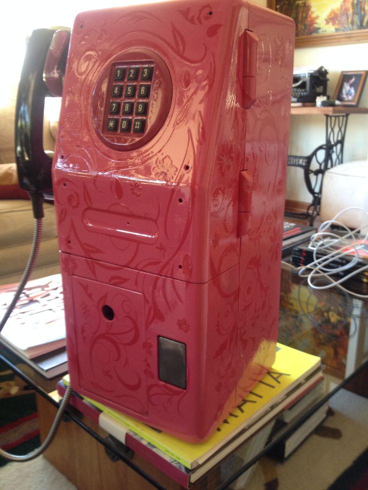 Old Publi Phone, TELEFONO PUBLICO CTC