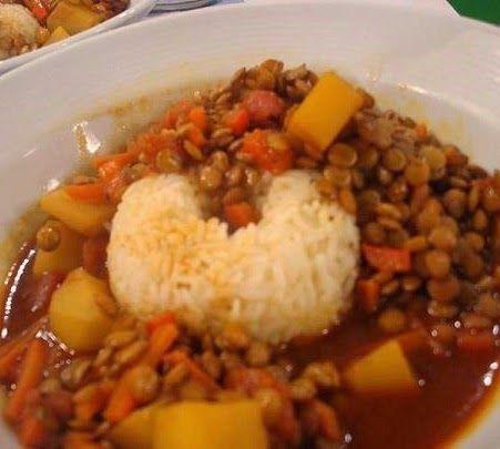 Hacer lentejas: Como hacer lentejas al curry