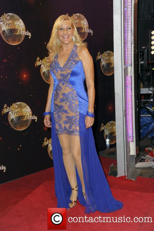 Strictly Come Dancing 2014 launch at Elstree Studios -Jennifer Gibney