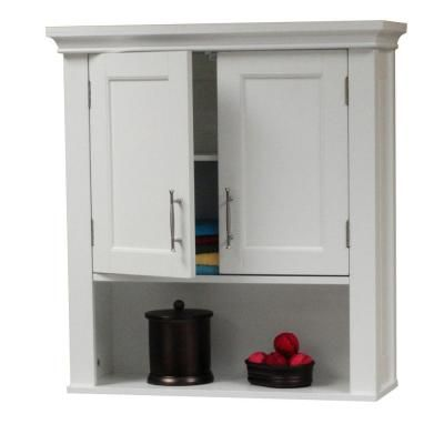 RiverRidge Home Somerset 22 5 In W Wall Cabinet