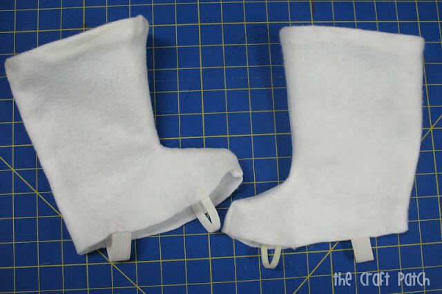 Syndrome Costume Tutorial and Easy Costume Boot Tutorial